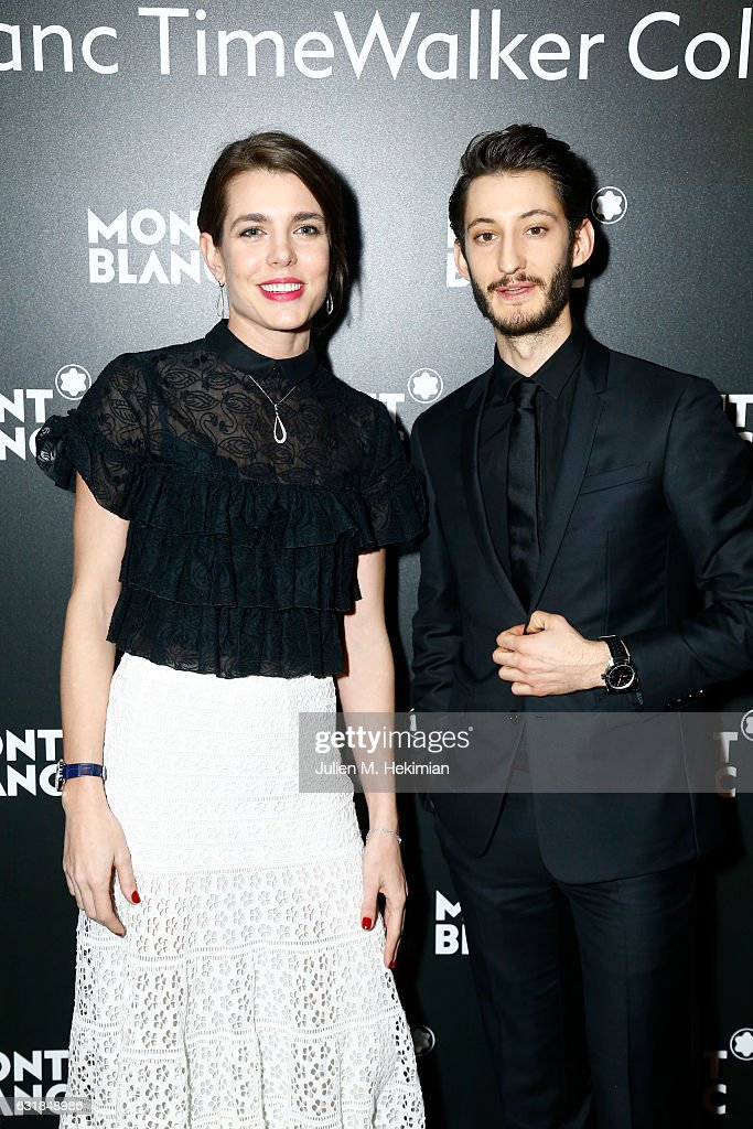 charlotte-casiraghi-and-pierre-niney-attend-the-montblanc-gala-dinner-picture-id631848986