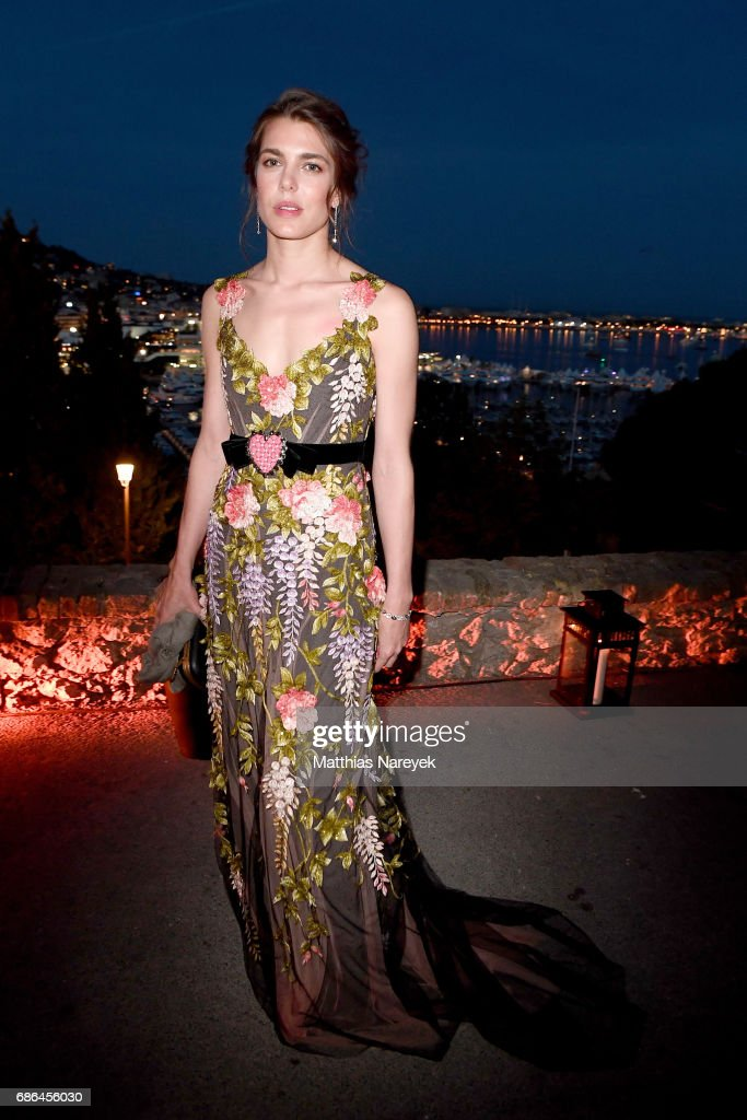 Kering And Cannes Festival Official Dinner : Cocktail At The 70th Cannes Film Festival