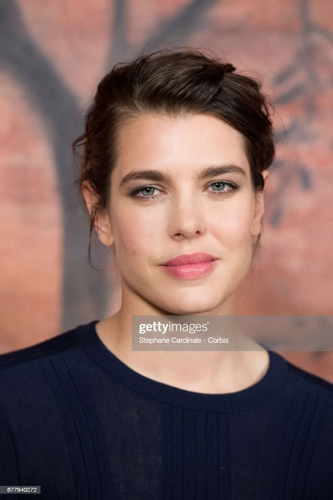 Charlotte Casiraghi attends the Chanel Cruise 2017/2018 Collection