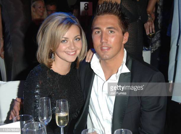 Charlotte Church and Gavin Henson during 2005 GQ Men of the Year Awards After Party in London Great Britain