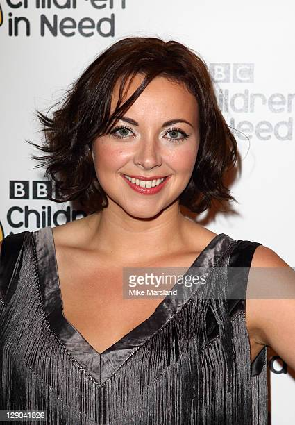 Charlotte Church attends 'An Evening with the Stars' in aid of BBC Children in Need at Battersea Evolution on October 11 2011 in London England