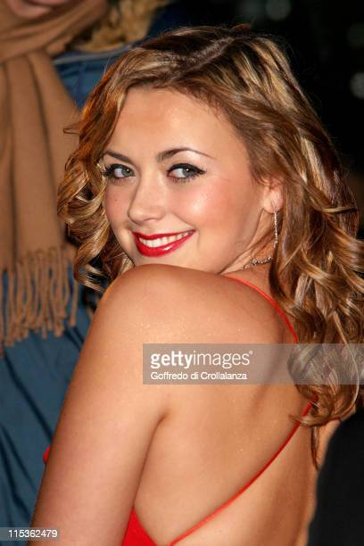 Charlotte Church during La Dolce Vita Ball in Association with UNICEF at Old Billingsgate Market in London in London United Kingdom