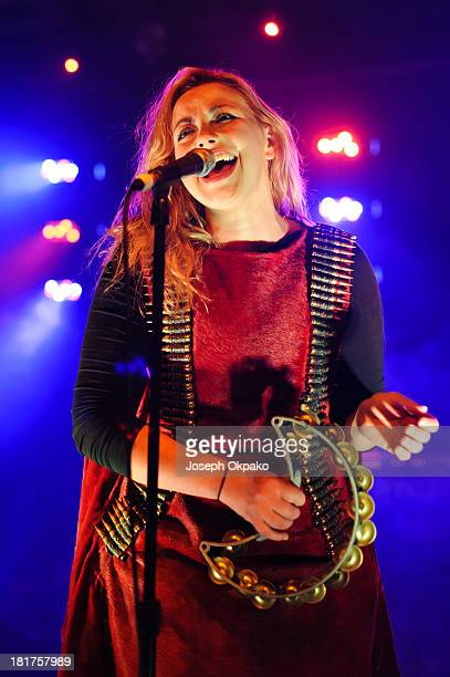 Charlotte Church performs at Scala on September 24 2013 in London England