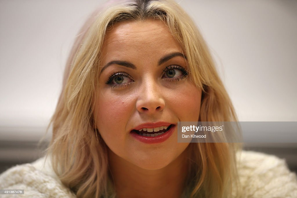 "Charlotte Church Appears At ""Here's Your Opposition"" Press Conference"