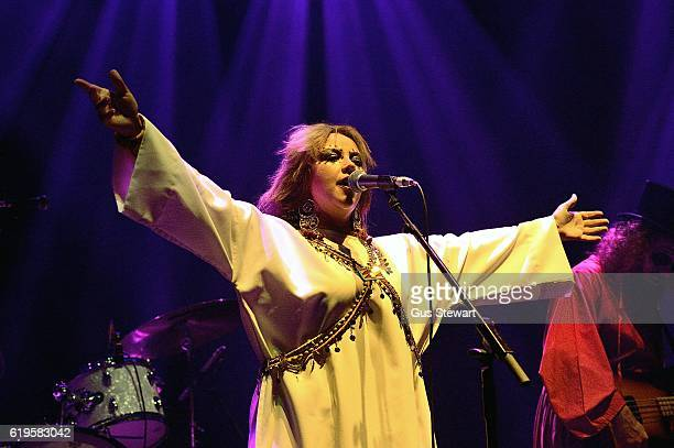 Charlotte Church's Pop Dungeon performs at The Roundhouse on October 31 2016 in London England