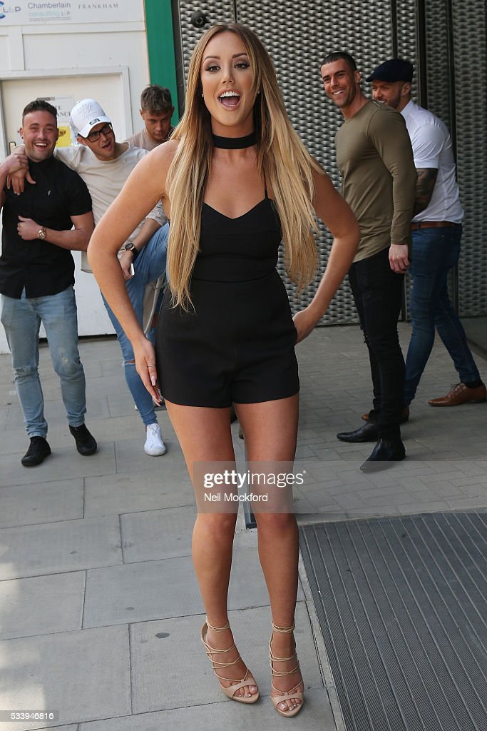 <a gi-track='captionPersonalityLinkClicked' href=/galleries/search?phrase=Charlotte+Crosby&family=editorial&specificpeople=9197610 ng-click='$event.stopPropagation()'>Charlotte Crosby</a> at MTV HQ in Camden to celebrate the Geordie Shore 5th Birthday Party on May 24, 2016 in London, England.