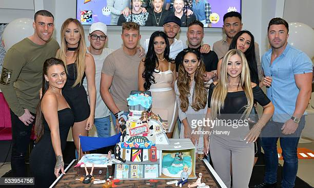 Charlotte Crosby Holly Hagan Chloe Etherington Chantelle Connelly Marnie Simpson Sophie Kasaei Aaron Chalmers Nathan Henry Scott Timlin Marty McKenna...