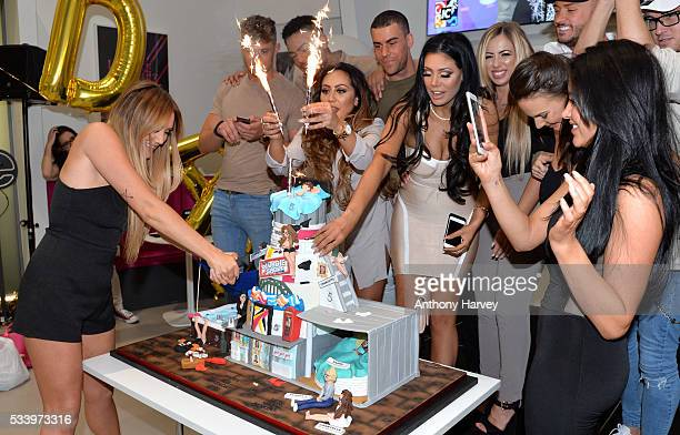 Charlotte Crosby Holly Hagan Chloe Etherington Chantelle Connelly Marnie Simpson Aaron Chalmers Sophie Kasaei Nathan Henry Scott Timlin Marty McKenna...