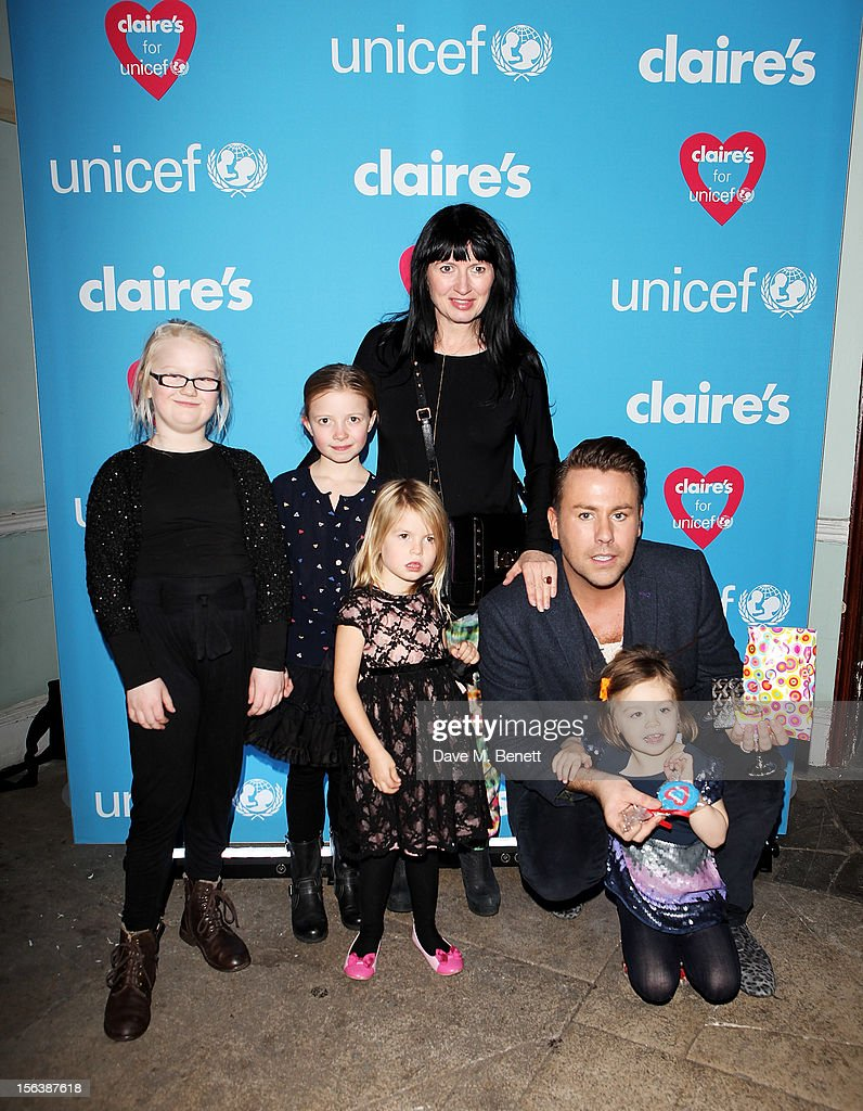 Claire's For UNICEF Launch At 33 Portland Place - Arrivals