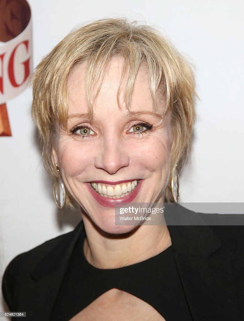 Charlotte D'Amboise attending the Broadway Opening Night performance for 'Tuck Everlasting' at the Brooks Atkinson Theatre on April 26 2016 in New...