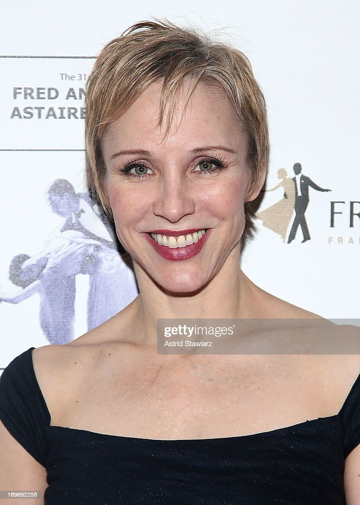 Charlotte d'Amboise attends The 2013 Astaire Awards on June 3 2013 in New York United States