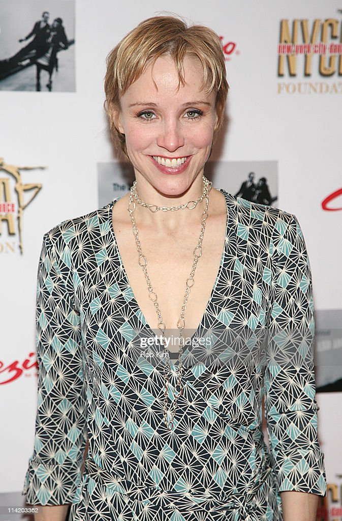 Charlotte d'Amboise attends the 29th Annual Fred Adele Astaire Awards at Jack H Skirball Center for the Performing Arts on May 15 2011 in New York...