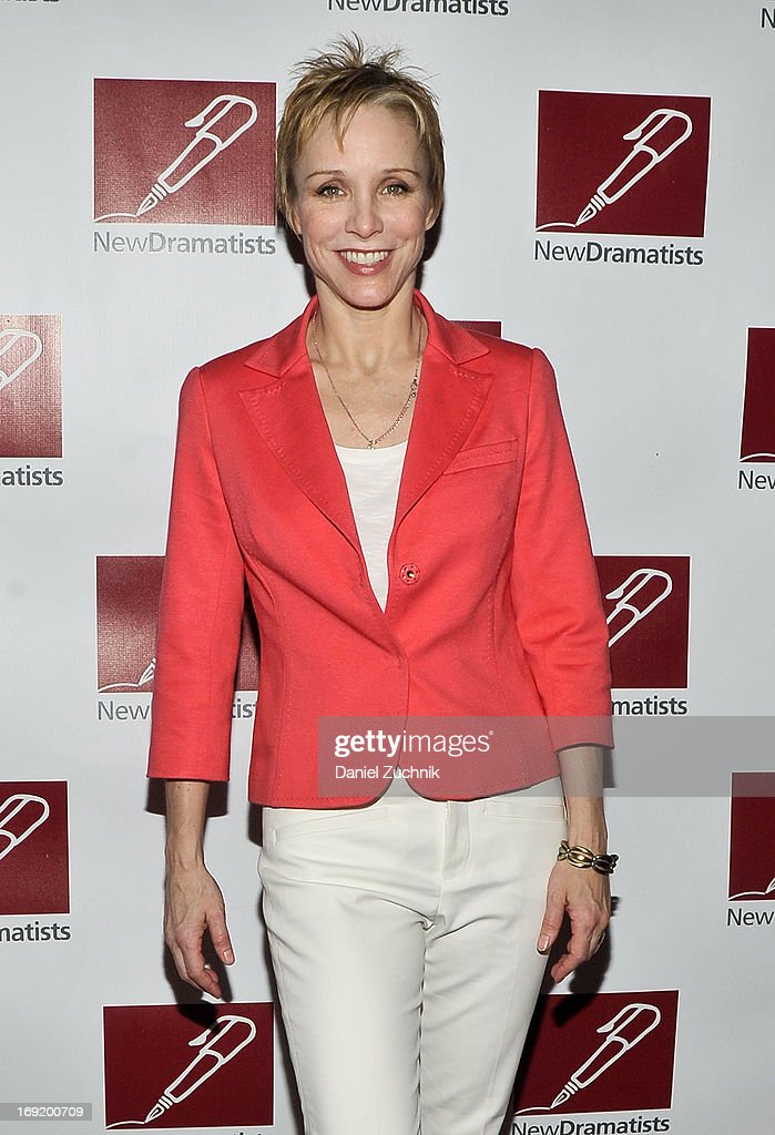 Charlotte d'Amboise attends The New Dramatists' 64th Annual Benefit Luncheon at The New York Marriott Marquis on May 21 2013 in New York City