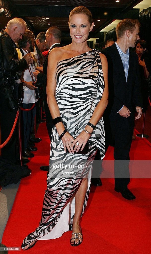 Charlotte Dawson during 5th Annual ASTRA Awards at Hordern Pavilion in Sydney NSW Australia