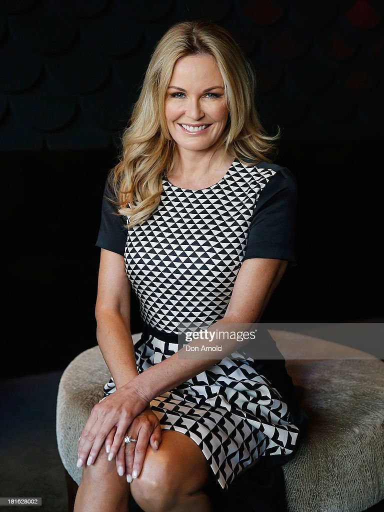Charlotte Dawson poses during a photo call on the eve of the Australia's Next Top Model Finale at the Star on September 23 2013 in Sydney Australia