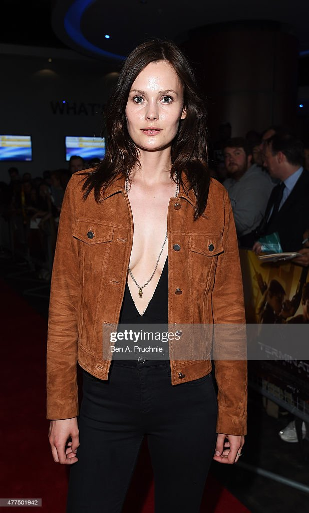 Charlotte de Carle attends the Fan Footage Event of 'Terminator Genisys' at Vue Westfield on June 17, 2015 in London, England.