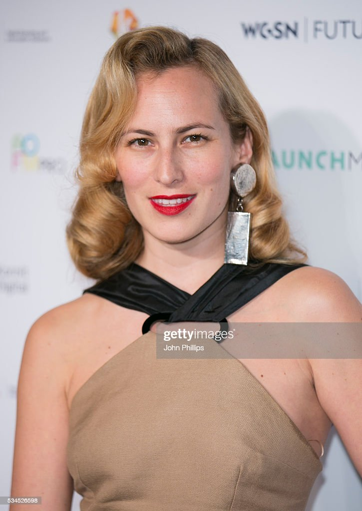 <a gi-track='captionPersonalityLinkClicked' href=/galleries/search?phrase=Charlotte+Dellal&family=editorial&specificpeople=2242560 ng-click='$event.stopPropagation()'>Charlotte Dellal</a> arrives for the WGSN Futures Awards 2016 on May 26, 2016 in London, England.
