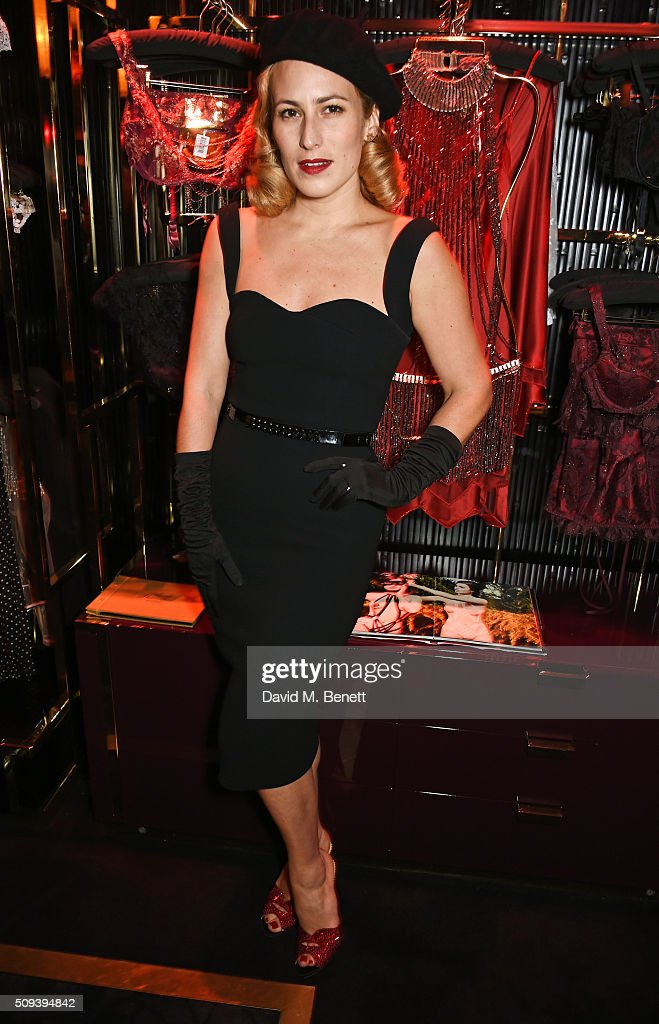 Agent Provocateur and Charlotte Olympia Collaboration Launch Event