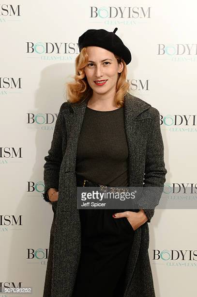 Charlotte Dellal attends an intimate event to launch Bodyism's new Notting Hill member's club hosted by Bodyism Founder author of the bestselling...