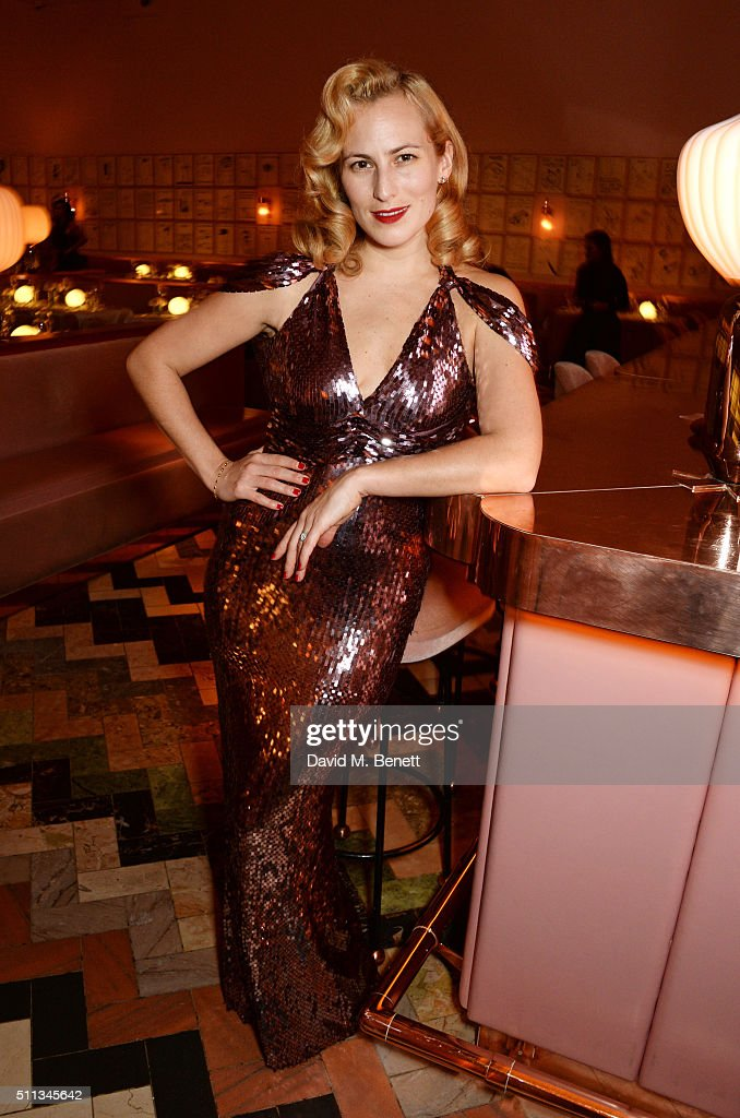 M.A.C Cosmetics And Charlotte Olympia Host A Showstopping Dinner During Fashion Week