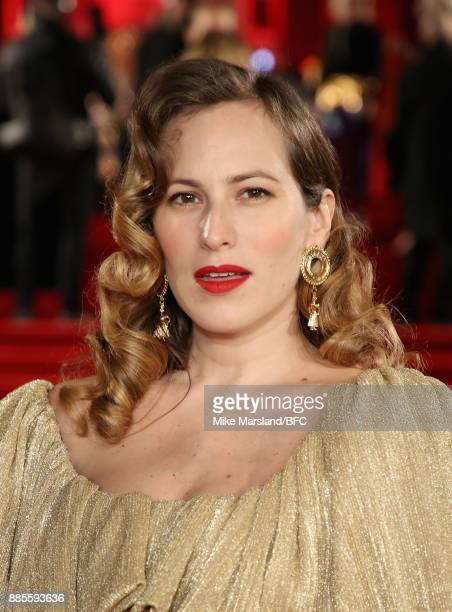 Charlotte Dellal attends The Fashion Awards 2017 in partnership with Swarovski at Royal Albert Hall on December 4 2017 in London England