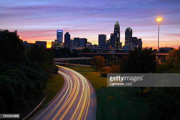 Charlotte Downtown, North Carolina