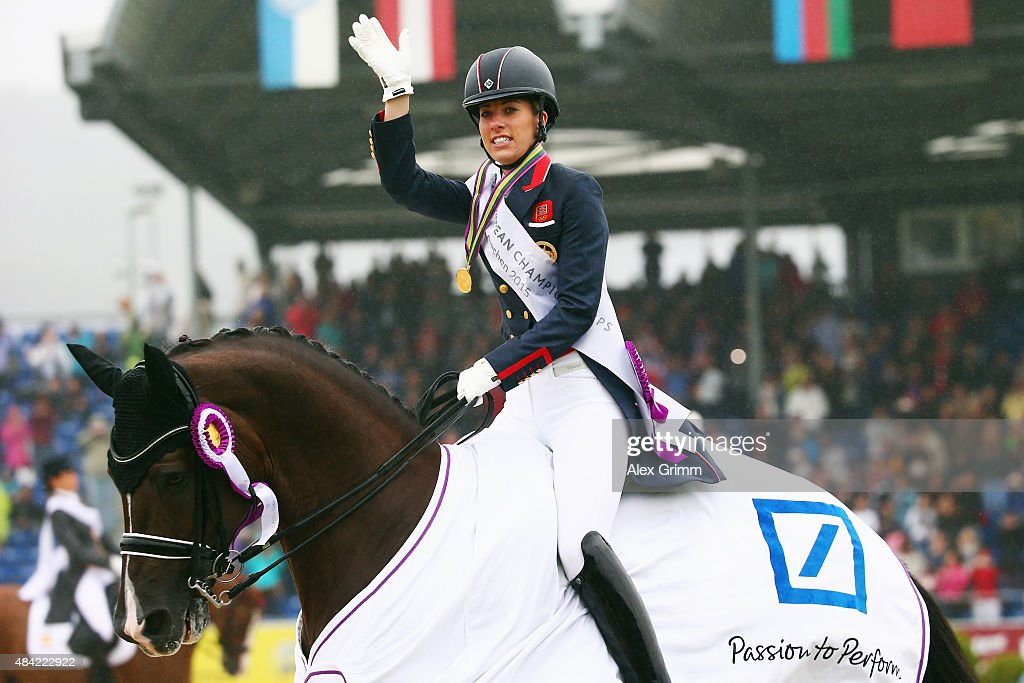 Fei european championship 2015 day 5 getty images for 99 f dujardin