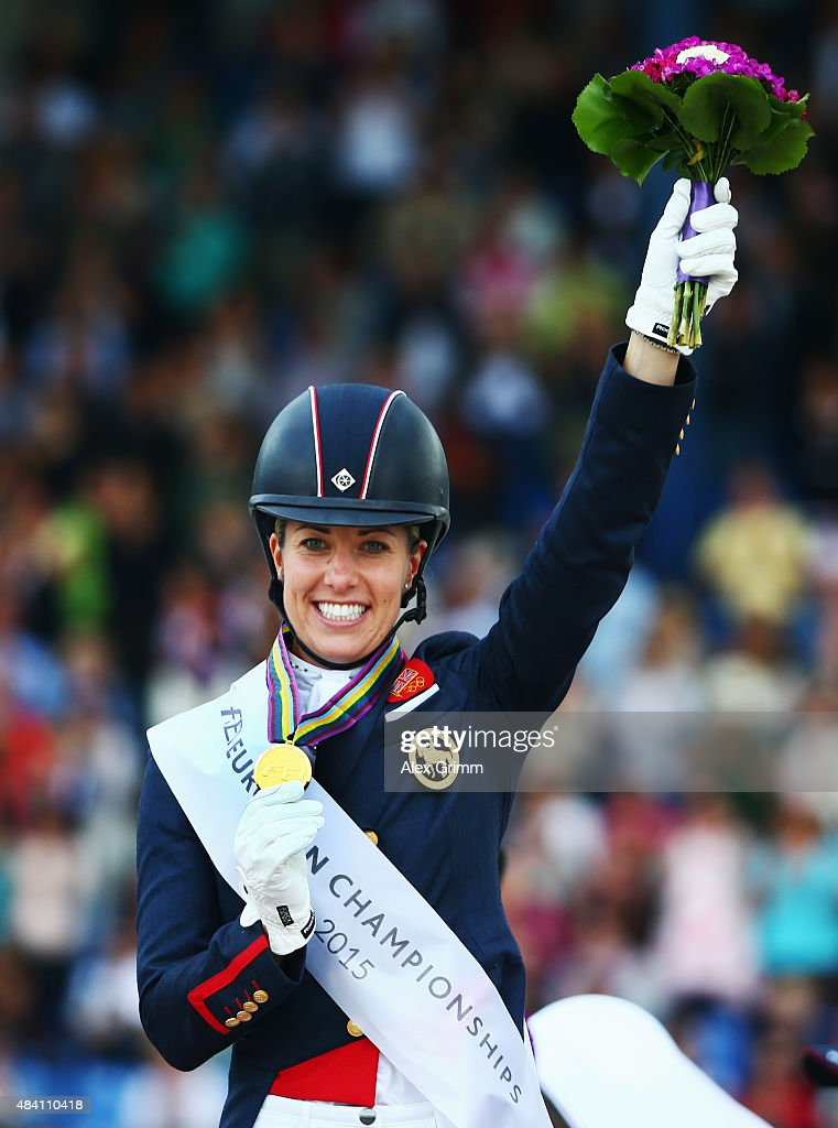 Fei european championship 2015 day 4 getty images for Charlotte dujardin
