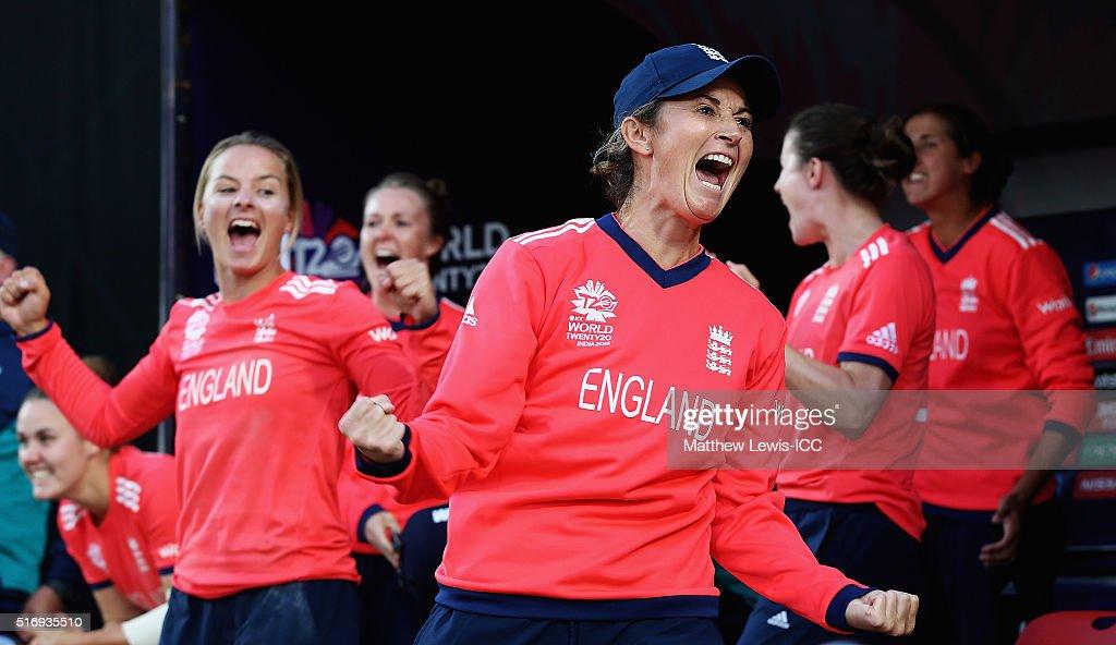 Women's ICC World Twenty20 India 2016: England v India