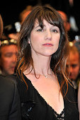 Charlotte Gainsbourg at the premiere of 'Melancholia' during the 64th Cannes International Film Festival