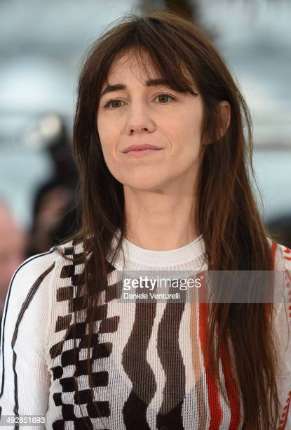 Charlotte Gainsbourg attends the 'Incompresa' photocall during the 67th Annual Cannes Film Festival on May 22 2014 in Cannes France