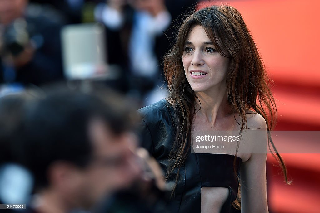 <a gi-track='captionPersonalityLinkClicked' href=/galleries/search?phrase=Charlotte+Gainsbourg&family=editorial&specificpeople=243034 ng-click='$event.stopPropagation()'>Charlotte Gainsbourg</a> attends the 'Nymphomaniac: Volume 2 - Directors Cut' premiere during the 71st Venice Film Festival on September 1, 2014 in Venice, Italy.