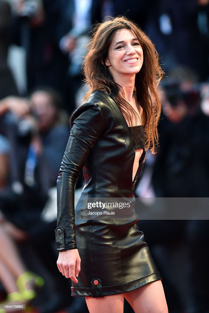 Charlotte Gainsbourg attends the 'Nymphomaniac: Volume 2 - Directors Cut' premiere during the 71st Venice Film Festival on September 1, 2014 in Venice, Italy.