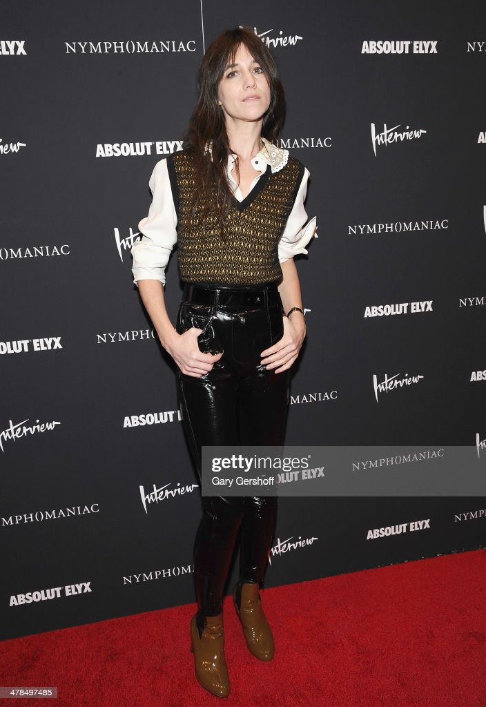 <a gi-track='captionPersonalityLinkClicked' href=/galleries/search?phrase=Charlotte+Gainsbourg&family=editorial&specificpeople=243034 ng-click='$event.stopPropagation()'>Charlotte Gainsbourg</a> attends the 'Nymphomaniac: Volume I' screening at The Museum of Modern Art on March 13, 2014 in New York City.