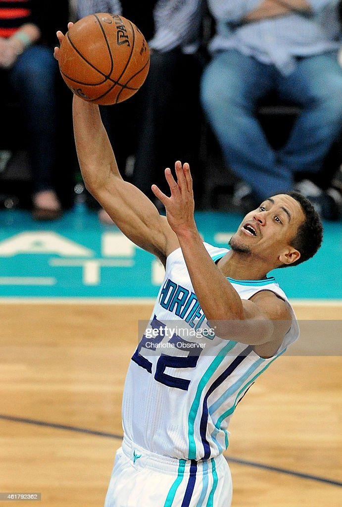 Charlotte Hornets guard Brian Roberts fights to maintain control of the ball on Monday Jan 19 at Time Warner Cable Arena in Charlotte NC