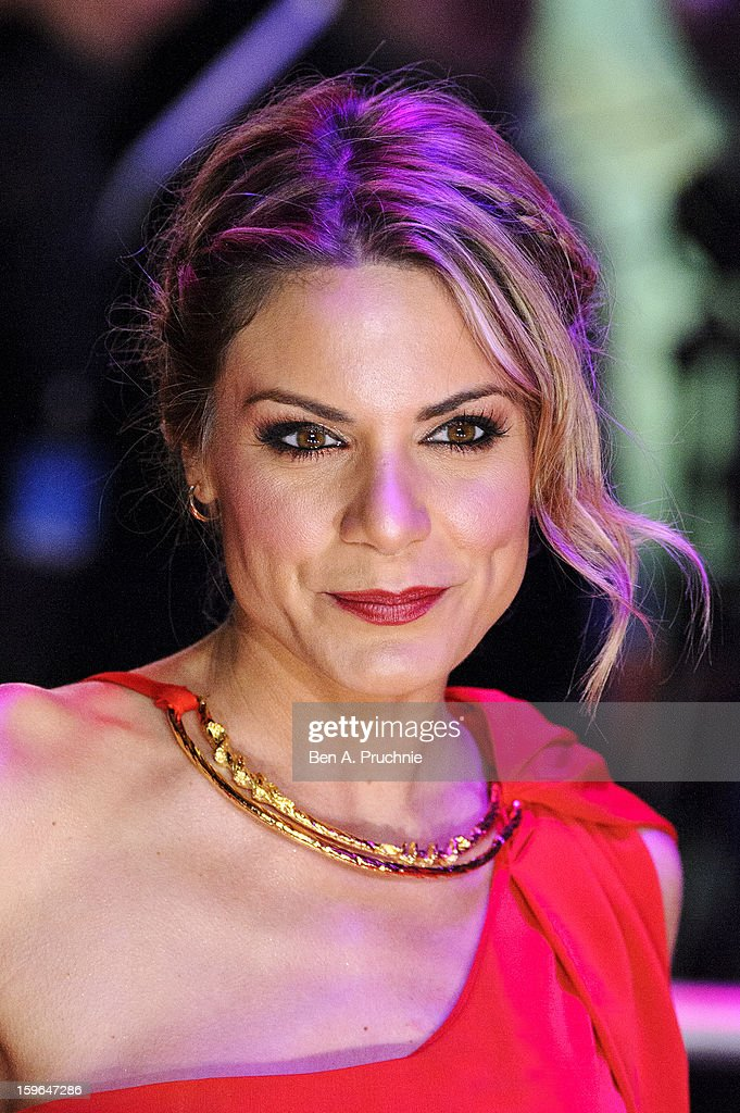 Charlotte Jackson attends the UK Premiere of 'Flight' at The Empire Cinema on January 17, 2013 in London, England.