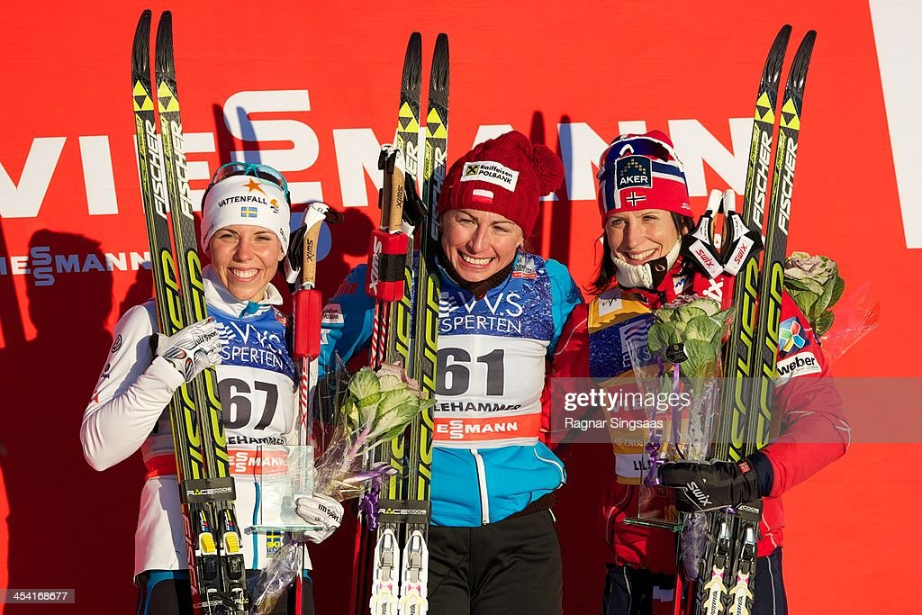 FIS Nordic Combined World Cup - Cross Country Women's Classic