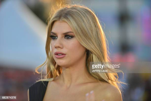 Charlotte McKinney attends Paramount Pictures' World Premiere of 'Baywatch' on May 13 2017 in Miami Beach Florida