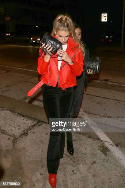 Charlotte McKinney is seen on November 17 2017 in Los Angeles California