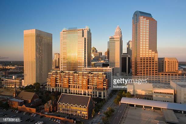 Charlotte, en Caroline du Nord (États-Unis