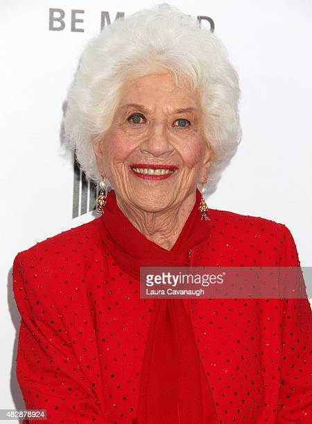 Charlotte Rae attends 'Ricki And The Flash' New York Premiere at AMC Lincoln Square Theater on August 3 2015 in New York City