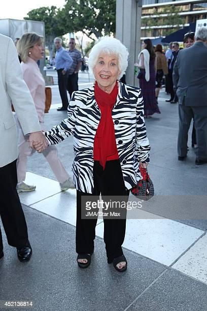 Charlotte Rae is seen on July 13 2014 in Los Angeles California