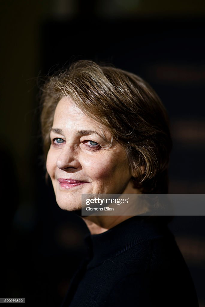 <a gi-track='captionPersonalityLinkClicked' href=/galleries/search?phrase=Charlotte+Rampling&family=editorial&specificpeople=212770 ng-click='$event.stopPropagation()'>Charlotte Rampling</a> attends the EFA Filmgala Opening - 15th French Film Week Berlin on December 11, 2015 in Berlin, Germany.