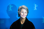 DEU: Hommage Charlotte Rampling Photocall - 69th Berlinale International Film Festival