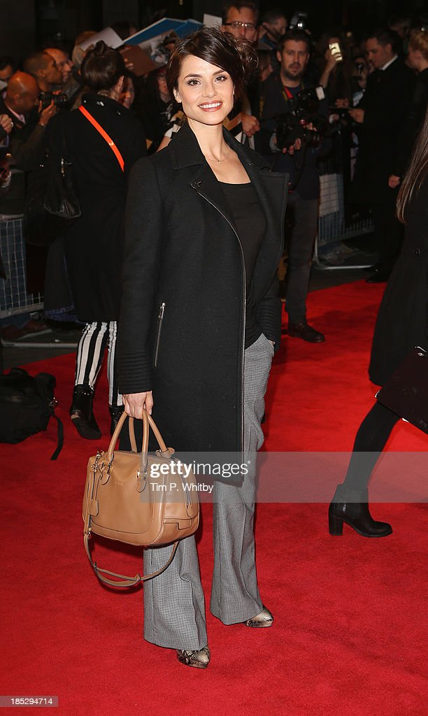 <a gi-track='captionPersonalityLinkClicked' href=/galleries/search?phrase=Charlotte+Riley&family=editorial&specificpeople=5583674 ng-click='$event.stopPropagation()'>Charlotte Riley</a> attends a screening of 'Locke' during the 57th BFI London Film Festival at Odeon West End on October 18, 2013 in London, England.