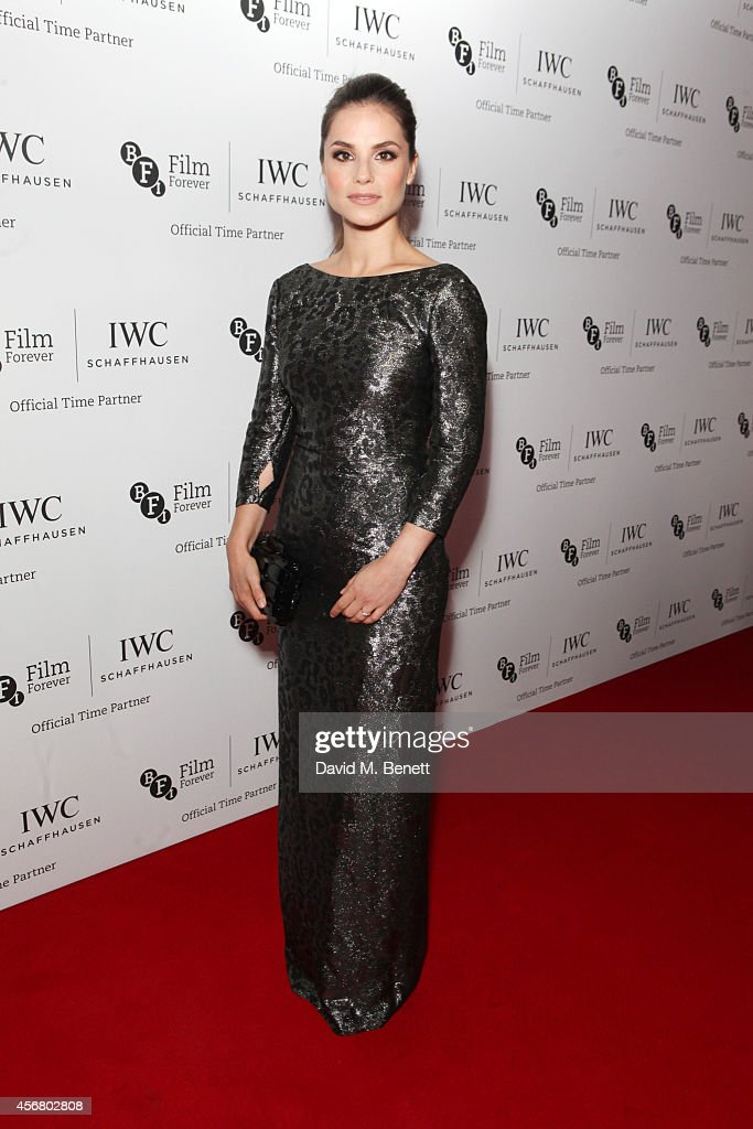 BFI London Film Festival - IWC Gala Dinner In Honour Of The BFI