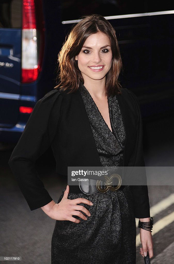 Charlotte Riley attends the English National Ballet 60th Anniversary party at the Dorchester Hotel on June 15, 2010 in London, England.