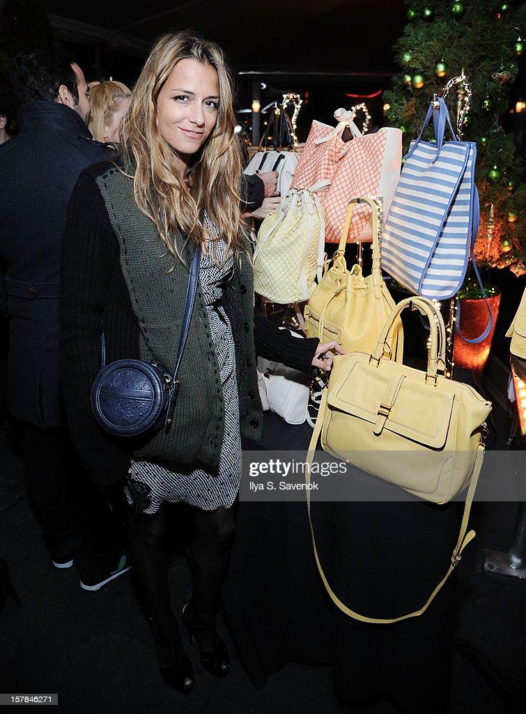 Charlotte Ronson attends Charlotte Ronson + Artisan House Host Spring/Summer 2013 Handbag Preview on December 6, 2012 in New York City.