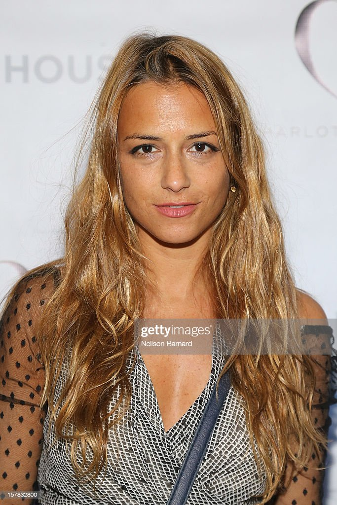 Charlotte Ronson attends the Charlotte Ronson + Artisan House Host Spring/Summer 2013 Handbag Preview on December 6, 2012 in New York City.