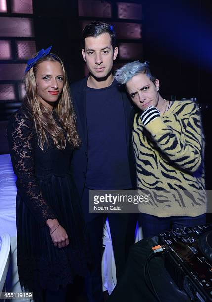 Charlotte Ronson Mark Ronson and Samantha Ronson attend the Other Ball fundraiser sponsored by Topshop Topman for Arms Around the Child at the...